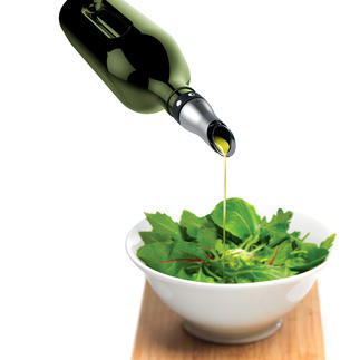 Variabele olieschenktuit Bekroond: de slimme doserende schenktuit voor uw kostbare olie.