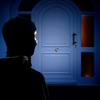 Fake Lock Een anti-inbraakbeugel van €400,-? Zo goed als. Schrikt inbrekers doeltreffend af.
