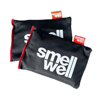 Smell Well, set van 2 Compacte klimaatverbeteraars voor gymschoenen en sporttassen.
