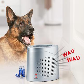 Elektronische waakhond met radarsensor Deze elektronische waakhond 'kijkt' door muren en deuren, en schrikt inbrekers af.
