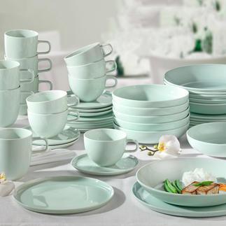Porseleinen serviesserie 'Kolibri' by Tim Raue Dek uw tafel als in het restaurant van sterrenkok Tim Raue.