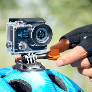 Rollei actioncam 430 De nieuwste generatie actioncam: Actievideo's van uw meest spectaculaire avonturen. Zelfs tijdens het duiken.