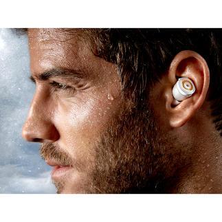 True Wireless in-ear-hoofdtelefoon, liquid silver Eindelijk echt snoerloos: de betere in-ear-hoofdtelefoon voor sport en dagelijks gebruik.