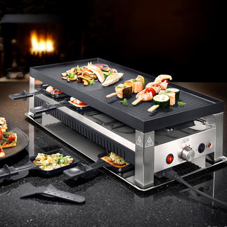Solis 5-in-1-gourmetstelnr Met dit veelzijdige apparaat worden uw gourmetavondjes nog afwisselender.