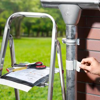 Quick Patch™-reparatiefolie Snel, eenvoudig, professioneel: de UV-uithardende reparatiefolie voor industrieel en hobbymatig gebruik.