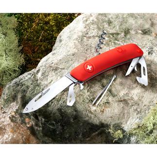 SWIZA zakmes D03 Onmisbare tool én een lifestyle-accessoire. De nieuwe generatie Zwitserse messen.