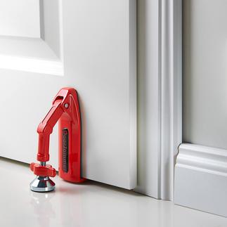 DoorJammer Beveiligt praktisch elke deur tegen onbedoeld en geforceerd openen.