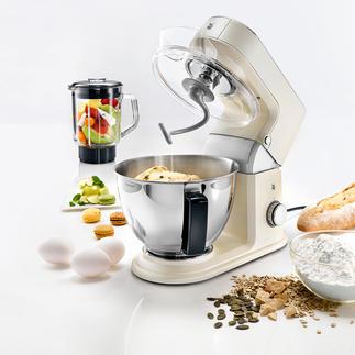 WMF mini-keukenmachine Klein maar fijn: alles wat u van een professionele keukenmachine mag verwachten.