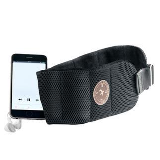 Reis-slaaphulp 'NapWrap' Multifunctioneel: te gebruiken als armsteun, slaapmasker, oorbeschermer, ...