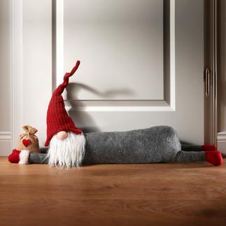 Tochtrol 'Kerst' Tocht onder uw voordeur of terrasdeur is verleden tijd.