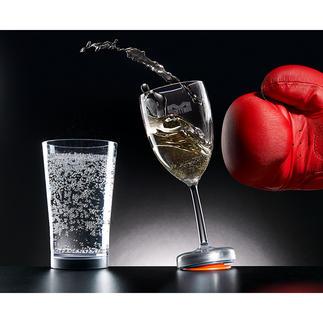 Mighty Mug®-glas, set van 2 Een grote trend in de USA: glazen die niet omvallen.