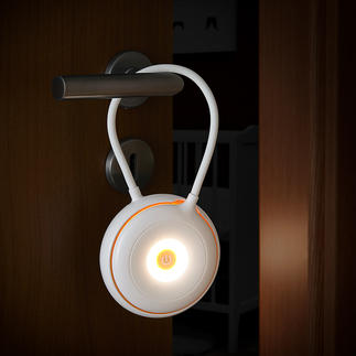 Variabele lamp met accu Geniaal veelzijdig: tafel-, hand- en hanglamp in één. Snoerloos.