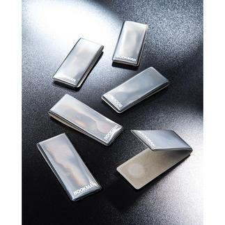 Magnetische retro-reflectoren Kleine moeite, groot effect op uw veiligheid.