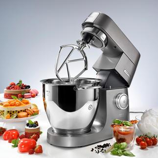Kenwood keukenmachine Chef XL Titanium Van Kenwood: de krachtigste Chef Titanium.
