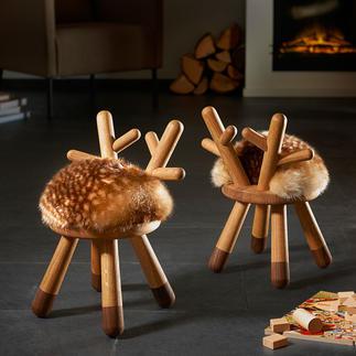 Bambi Chair Charmant als kinderstoel, als decoratie, om spullen op te leggen, ...