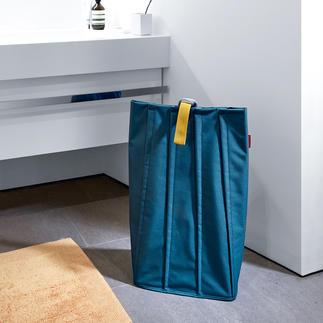 Waszak Stijlvol design, handig voor het opbergen van was, dekens, speelgoed etc.