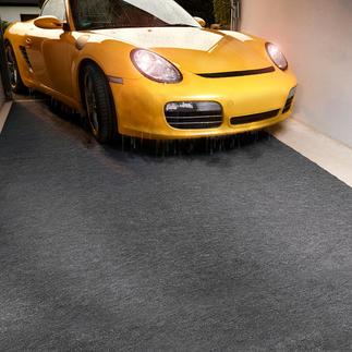 Quick-Dry-garagemat Droge garage – schoon huis.