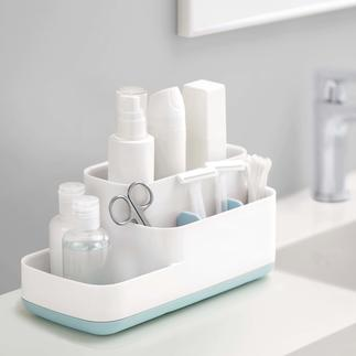 Joseph Joseph badkamer-organizer Praktische badkamer-organizer met 5 vakken.