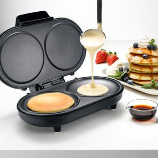 Pancake Maker Dit apparaat maakt de luchtige lekkernijen snel en precies zoals u dat wilt.