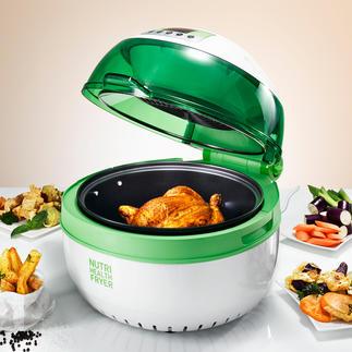 Health Fryer XL Vet- en caloriearm frituren, bakken, braden, sauteren, garen en grillen – zelfs aan het spit.