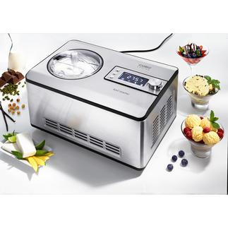 2 liter compressor-ijsmachine IceCreamer Compressor-ijsmachine met de koeltechniek van beroemde professionele apparaten.