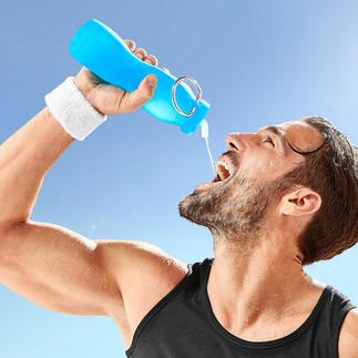 bübi® bottle Om uit te drinken, om te verwarmen en in te vriezen – deze fles is heel veelzijdig.
