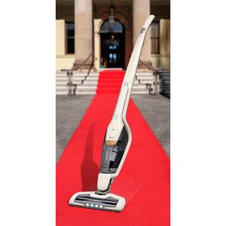 2-in-1-steelstofzuiger Ergorapido® X Flexibility Steelstofzuiger met geïntegreerde kruimeldief en BedPro®-powerborstel.