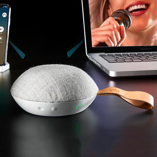 Bluetooth design-luidspreker Reykjavik Geweldig 360°-geluid – met bekroond Deens design.