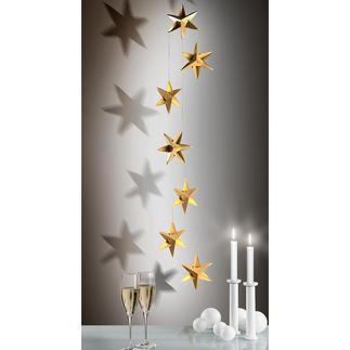 Mobile 'Sterrendans' Dit Deense design laat voor u de sterren dansen. Mooi, eenvoudig en tijdloos elegant.