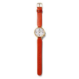 Citizen smart watch voor dames Communiceert via bluetooth met uw mobiele telefoon. En heeft geen batterij of oplader nodig.