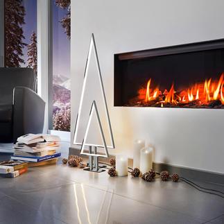Led-lichtboom voor binnen Trendy verlichting. Eenvoudig, elegant ontwerp van aluminium.