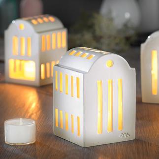 Urbania verlicht huis 'Smedje' Schitterend eerbetoon aan de historische pakhuizen van New York.