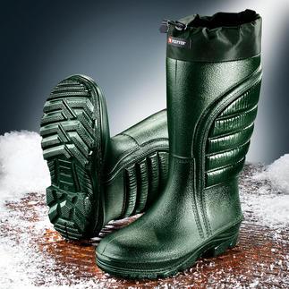 Professionele winterlaarzen Hoogwaardige winterlaarzen uit Zweden. Bieden bescherming tegen temperaturen tot -50(!) °C.
