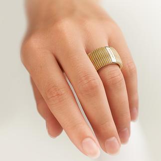 3D-ring Bijzonder expressief, verrassend licht.