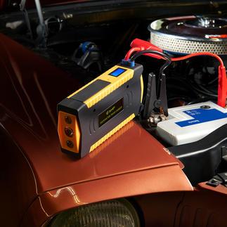 Starthulp met topprestaties Sterker en veelzijdiger. Met een oplaadcapaciteit van 16.800 mAh.