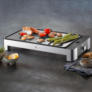 WMF design tafelgrill LONO Alles wat u verwacht van een premium tafelgrill. Van WMF.