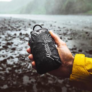 Opvouwbare outdoor-rugzak 2.0 Altijd bij de hand: waterdichte, opvouwbare rugzak in zakformaat.