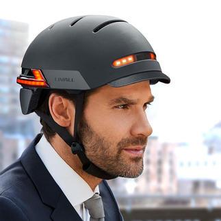 Helm Smart Livall BH51M Neo of Livall BH62 Slim, stijlvol en veilig. Met handsfree-functie en afstandsbediening met bluetooth.
