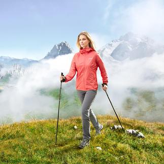 Berghaus Hyper 140 damesjas Ultralicht. Waterdicht. Zeer ademend. Ideaal voor klimmen, wandelen, fietsen etc.