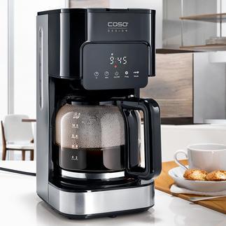 Caso koffiezetapparaat Taste & Style Alles wat u van een perfect filterkoffiezetapparaat mag verwachten. Voor een aantrekkelijke prijs.