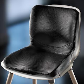 P!NTO zitkussen Wie weet er meer van een goede zithouding dan de vrouw die duizenden op maat gemaakte zitoplossingen heeft gemaakt voor mensen met een handicap?