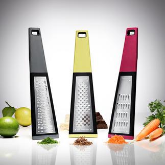 KAI keukenrasp Drie specialisten voor bijna elk karwei. Lemmetscherpte en -precisie made in Japan.