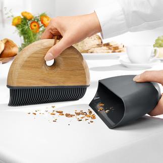 Sweep tafelveegset In een mum van tijd de kruimels van tafel - en dat met stijl.