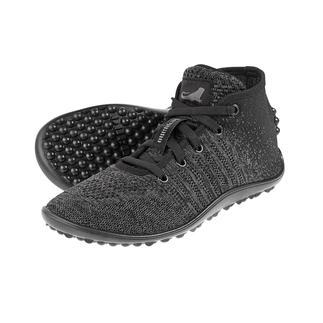 Barefoot leguano® gebreide sneakers De originele leguano® barefoot – nu als trendy hoge gebreide sneaker.