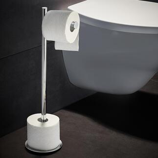 Toiletbutler Stijlvol en praktisch design. Van Decor Walther, leverancier van hoogwaardige badkameraccessoires.