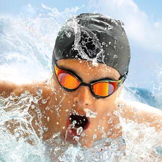 Speedo zwembril Fastskin Pure Focus Mirror De beste zwembril voor een snelle tijd. Minder weerstand* bij het zwemmen. Hoger draagcomfort. Betere anti-condensbescherming.