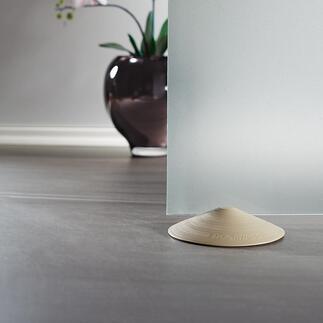 Deurstopper Doornado, set van 2 De enige deurstopper voor alle soorten vloeren. Zonder boren, schroeven of lijmen.
