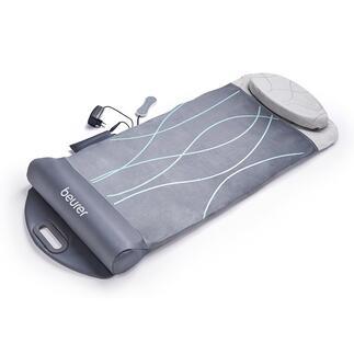 Beurerstretch- en massagemat Geïnspireerd door yoga: aangenaam uw rug stretchen door middel van luchtdruk. Van Beurer.