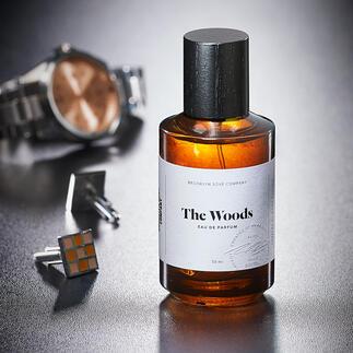 Eau de parfum 'The Woods', 50 ml Gecreëerd door de wereld-beroemde parfumeur Mark Buxton – en toch een goed bewaard geheim.