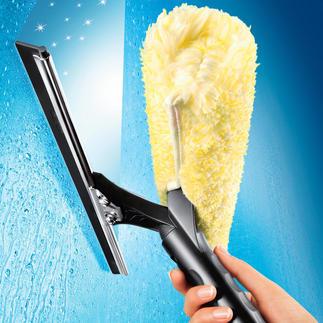 Ettore® glasreiniger Zo snel en moeiteloos hebt u uw ramen nog nooit gewassen.